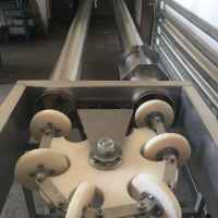 Tubular drag conveyor 8