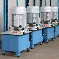 Hydraulic power units 6