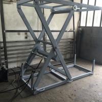 Hydraulic platforms 6