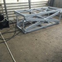 Hydraulic platforms 7