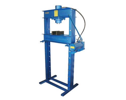 Hydraulic presses - design, construction and maintenance of all types of hydraulic presses such as filter presses, baling presses and workshop presses.