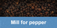 See mill for peper