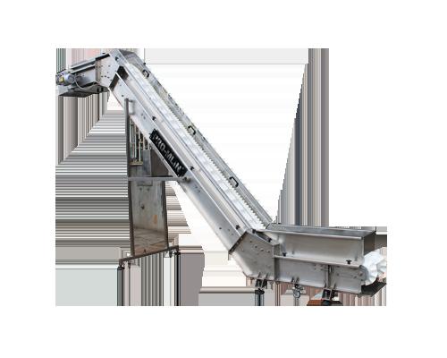Z-transporteri  se izrađuju prema zahtevima kupaca kao što su potrebna visina na koju se transportuje teret i potrebna brzina.