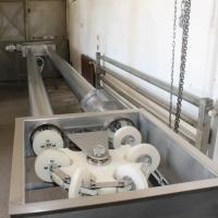 Tubular drag conveyor 12