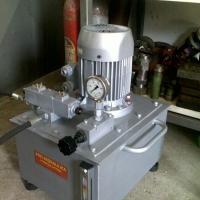 Hydraulic power units 9