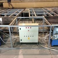 Power unit for hydraulic platform