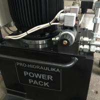 Hydraulic power units 8
