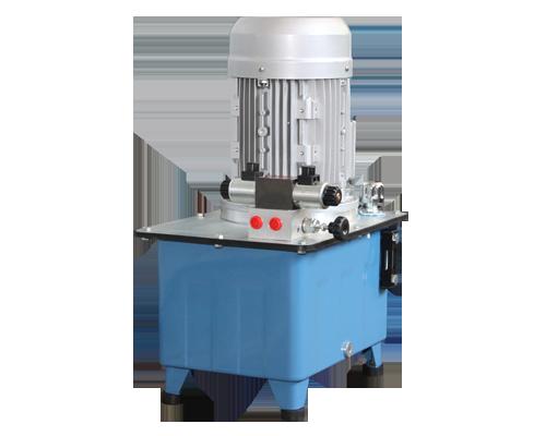 Hidraulični agregat - Hidraulični agregati se izradjuju prema zahtevima sistema u koji se ugradjuju.