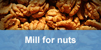 See mill for nuts