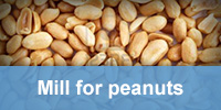 See mill for peanuts